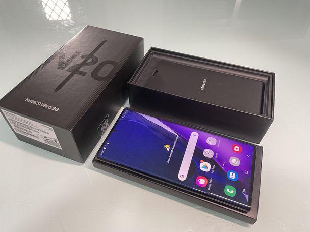 Samsung Note 20 Ultra 5G ( ler descrição. )
