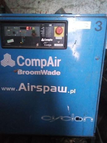 kompresor sprężarka śrubowa
