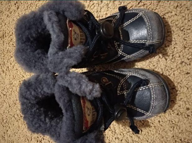 Сапоги зима зимние сапожки натуральные для мальчика