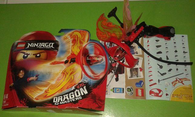 Lego Ninjago 70647Майстер спинджитсу Dragon Kai