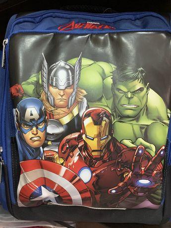 Продам шкільний ранець AVENGERS MARVEL школьный рюкзак  для мальчиков