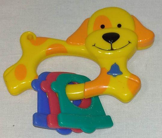 Погремушки детские, грызунки, прорезыватель для зубов