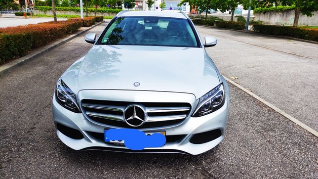Mercedes Benz c200 CDI Avangard 115000km