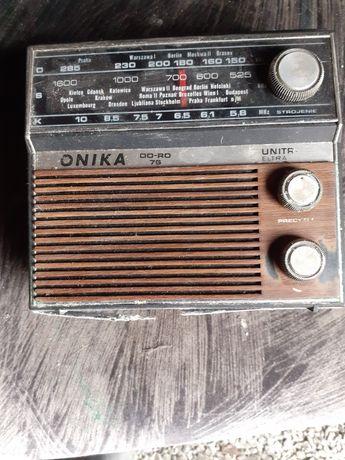 Stare radio Monika
