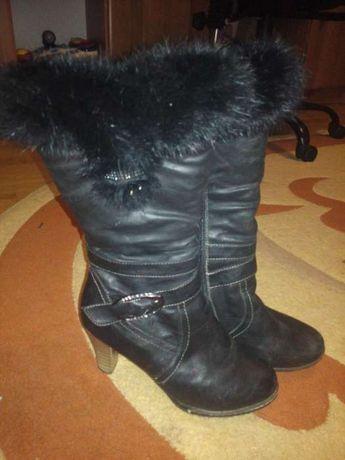 Зимові чоботи розмір 36