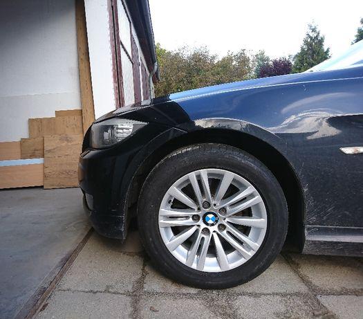 BMW oryginalne alufelgi 16 cali(wzór283) +opony runflat 225/50 e90/91