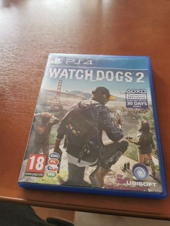 Watch dogs 2 ps4 pl
