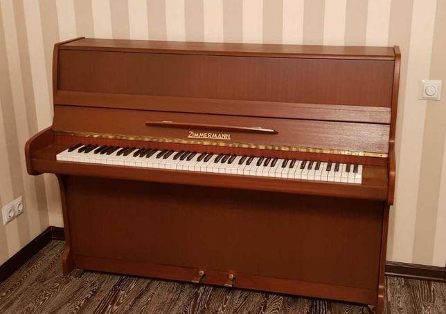 Немецкое пианино, фортепиано Zimmerman