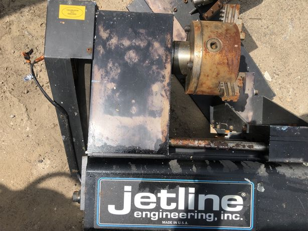 Tokarka Jetline USA baza częsci  CNC Baldor Okazja