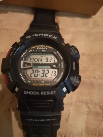 Relógios casio g shock e casio protreck