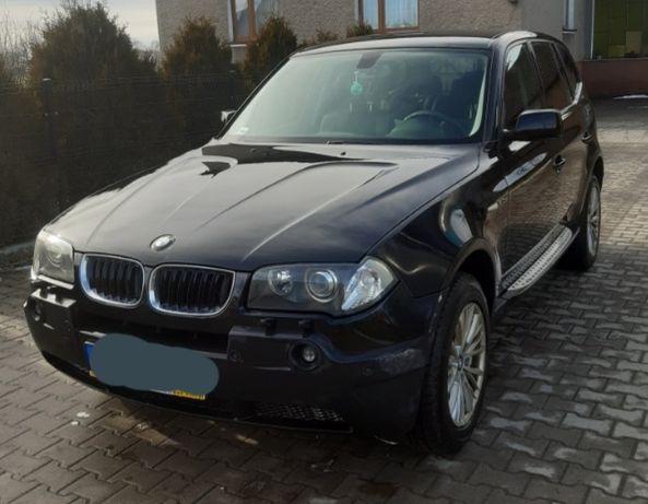 BMW X3 2.0D Xdrive 2006