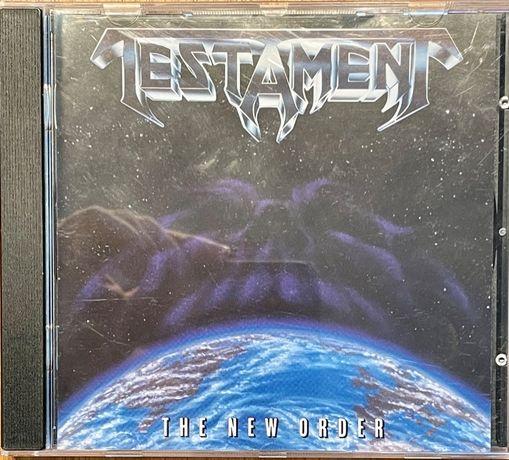 Testament - New Order CD