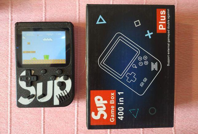 Нова ігрова консоль приставка Sup Game box 400 in 1 Ретро денді