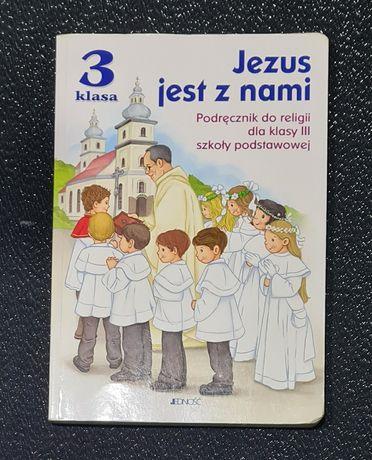 Książka do Religii Jezus jest z nami klasa 3