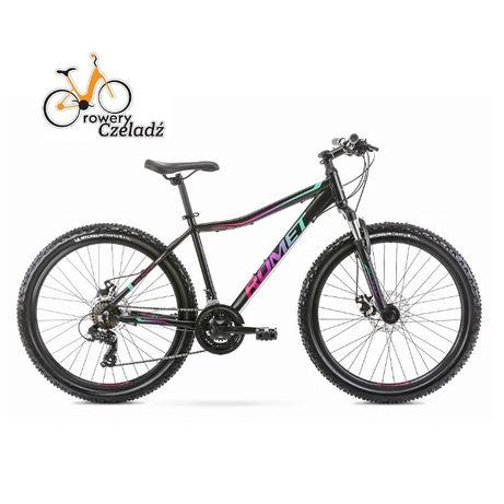 """ROMET Jolene 6.2 rower górski 26"""" Czarno-Zielony 17"""""""