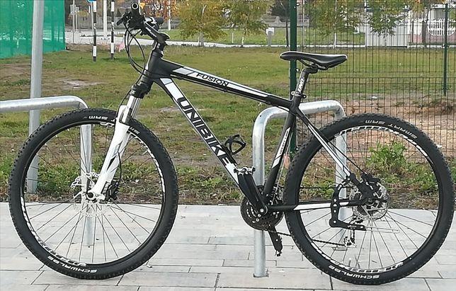 Rower Górski unibike fusion koła 27,5 rama 21,5