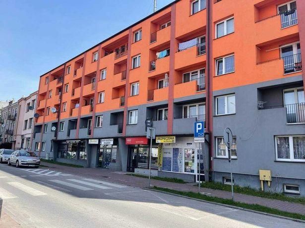 Duże mieszkanie w centrum