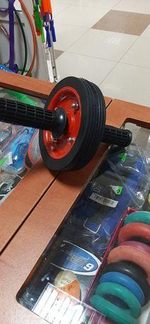 Прес колесо тренажер ролик дла пресса