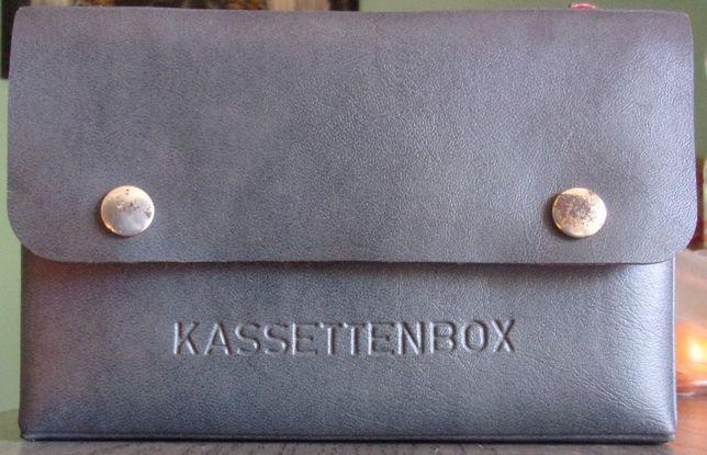 KASSETTENBOX -Kaseta Pudełko Futerał na kasety CC 10szt