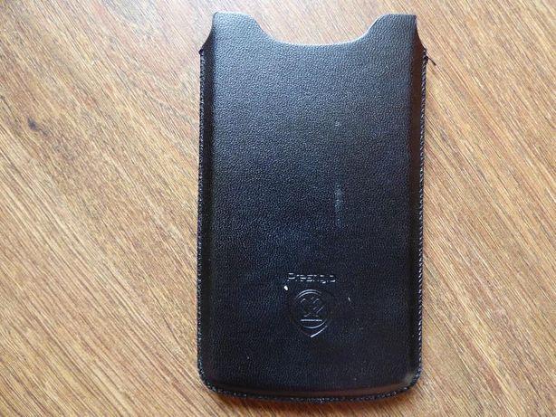 Pokrowiec skórzany na telefon