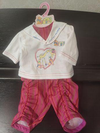 Одежда и аксессуары для куклы Анабель.