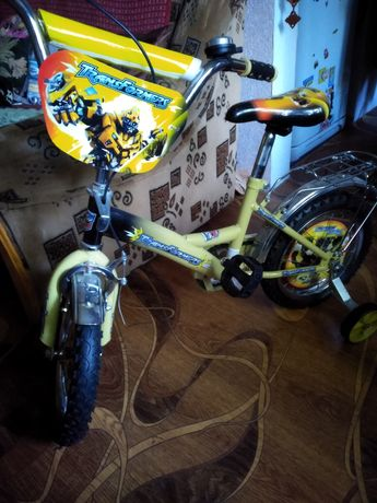 "Велосипед 14 дюймов ""Оптимус"""