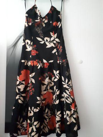 Sukienka H&M bawełna