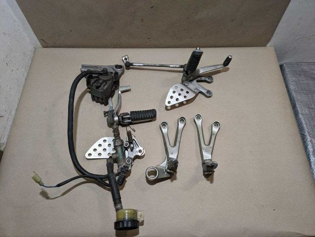 Подножки для Kawasaki zx600