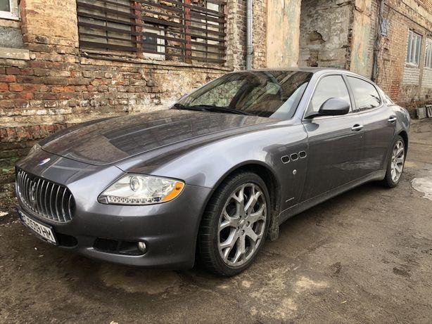 Maserati Quattroporte S m139