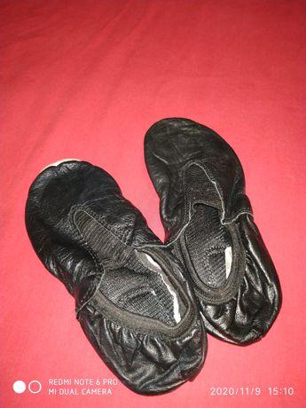 Чешки чёрные. 25 размер