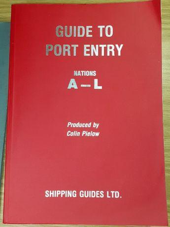 GUIDE TO PORT ENTRY в 2-х томах для коллекционеров