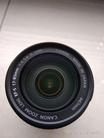 Объектив CANON EF-S 17-85mm f4/5.6