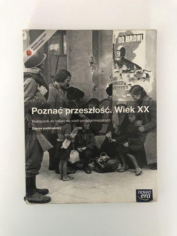 Podręcznik Poznać przeszłość. Wiek XX. historia