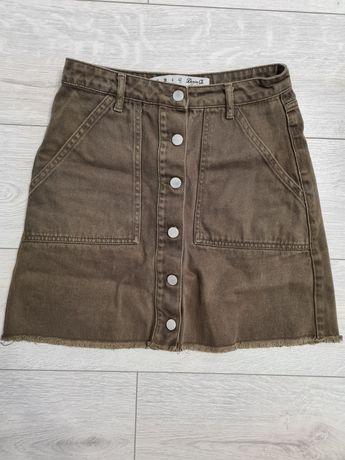 Юбка джинсова розмір М