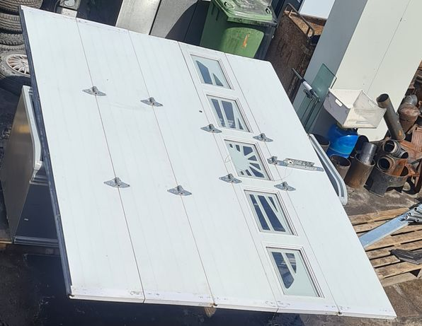 Brama segmentowa garażowa Gran-o-matic