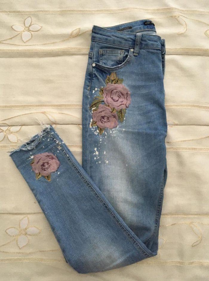 calças bershka Amarante (São Gonçalo), Madalena, Cepelos E Gatão - imagem 1
