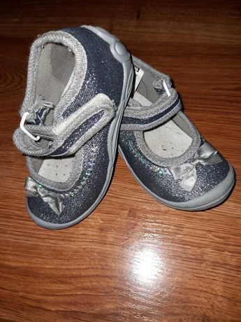 Buty dla dziewczynki roz 23