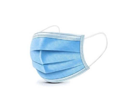 Maski maseczki chirurgiczne-ochronne 3 warstwy 10szt. Super cena!