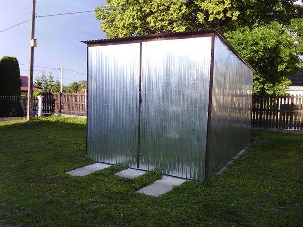 Blaszaki 3x5 blaszak garaże blaszane wiaty hale garaż blaszany