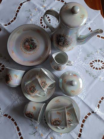 Чайно/кофейный сервиз Мадонна, ГДР