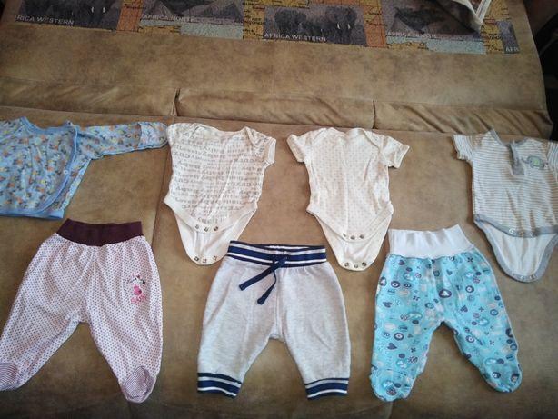 Одежда на ребёнка от 0-3 мес.