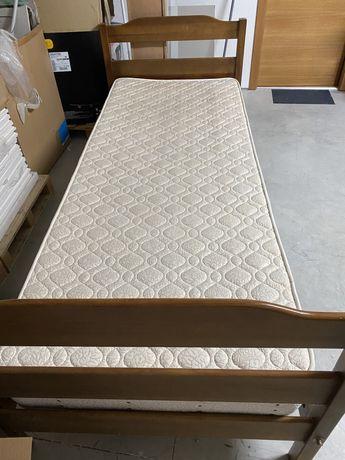 Cama com colchão 90x220
