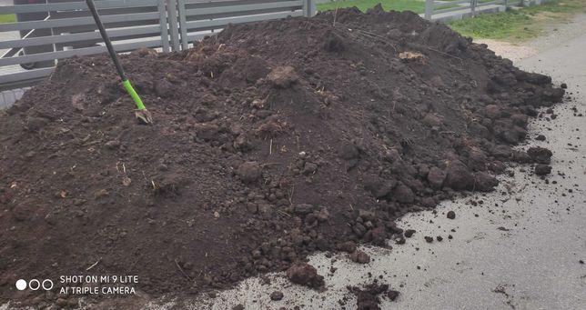 ziemia ogrodowa, czarnoziem, żwir, pospułka
