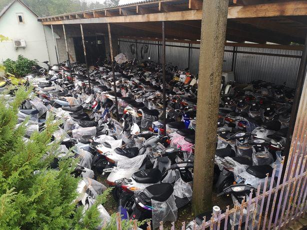Продаю Японські скутери! Великий Вибір! Honda , Yamaha , Suzuki