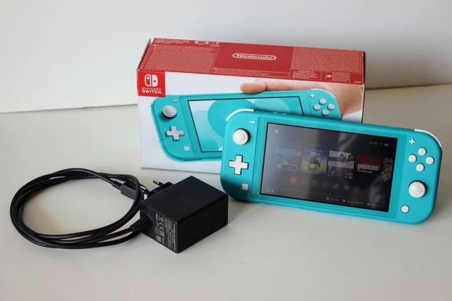 [NOVO] Nintendo Switch Lite Completa + Jogos