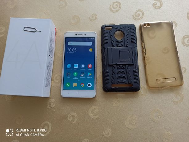 Xiaomi redmi 4A jak nowy