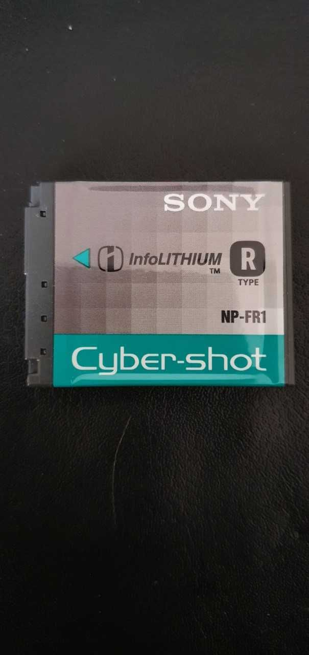 Bateria Sony Cyber_Shot