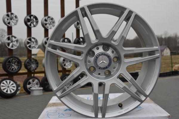 """RSCAR"" - Felgi 17"" 5x112 Audi, VW, Mercedes, Skoda, Seat"