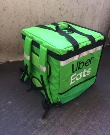 Torba plecak Uber eats rower