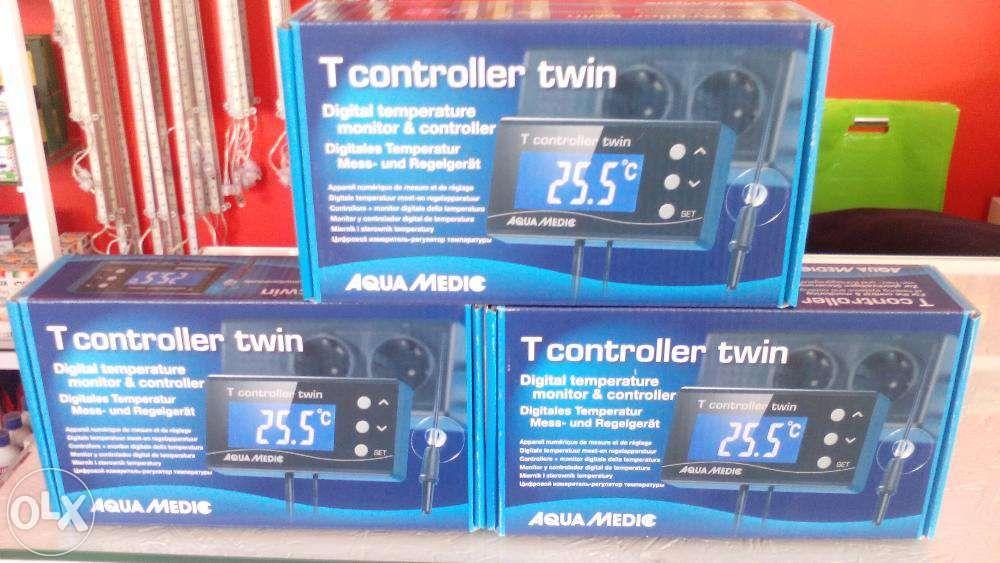T controller twin aqua medic para aquario novo